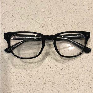 Black Ray-Ban Glasses